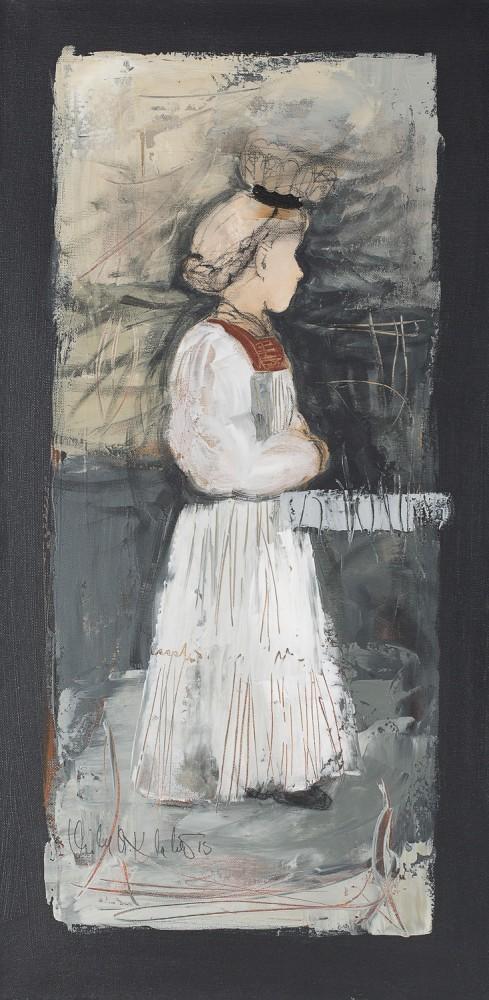 Juppofrôuô - Bregenzerwälder Trachtenfrauen - Ulrike Maria Kleber